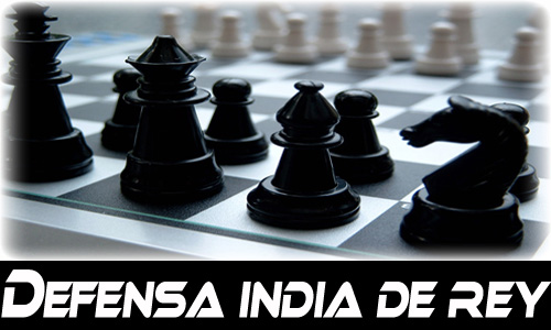 defensa india de rey 1 La Defensa India de Rey I