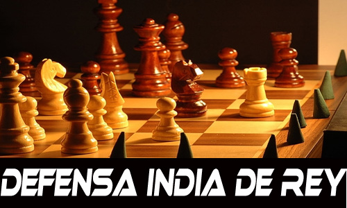 defensa india de rey 2 La Defensa India de Rey II