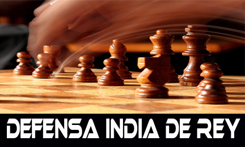 defensa india de rey 4 La Defensa India de Rey IV