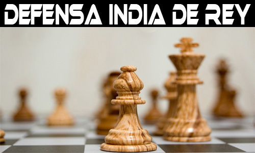 defensa india de rey 6 La Defensa India de Rey VI